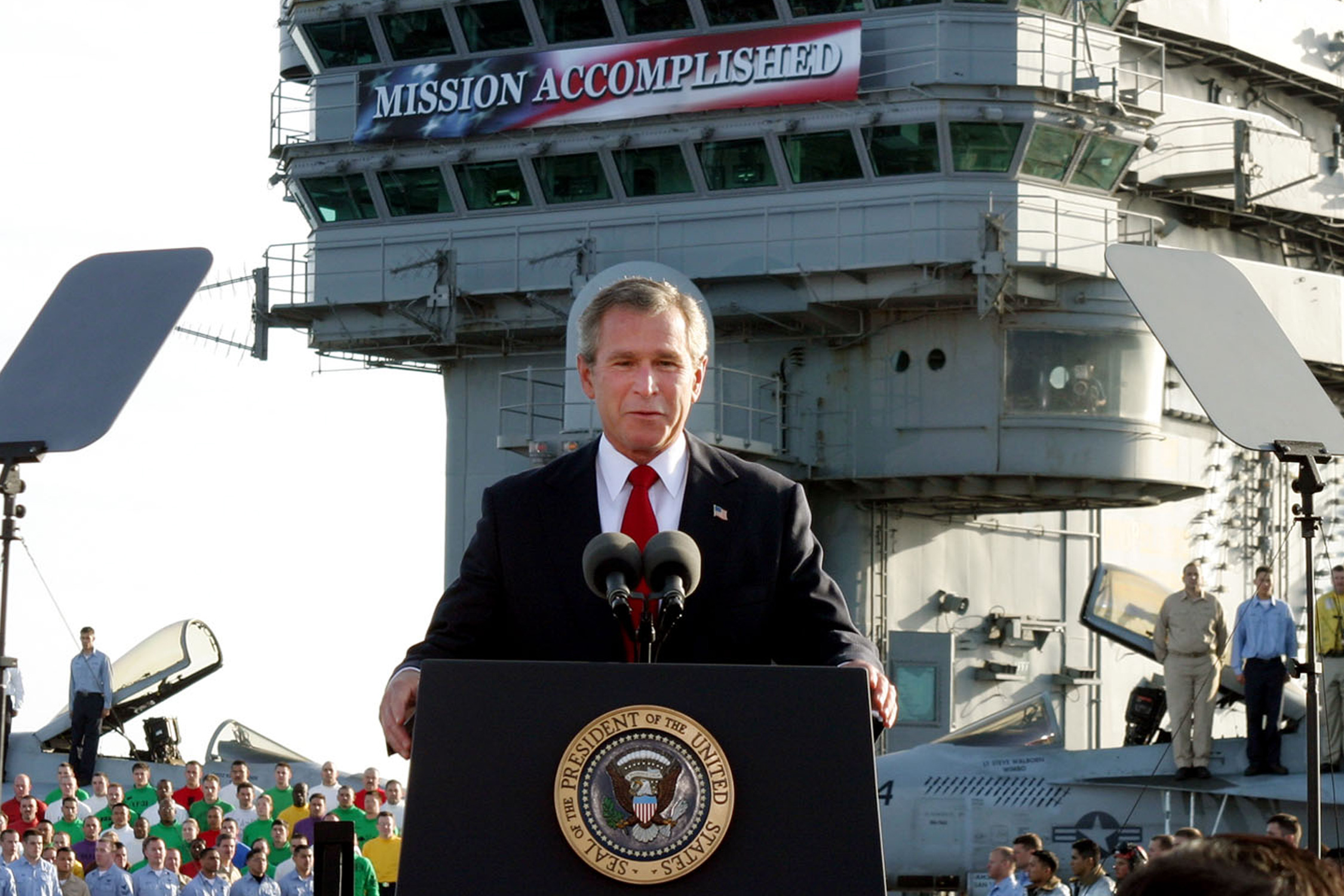 16 Years Later, How the Press That Sold the Iraq War Got Away With It