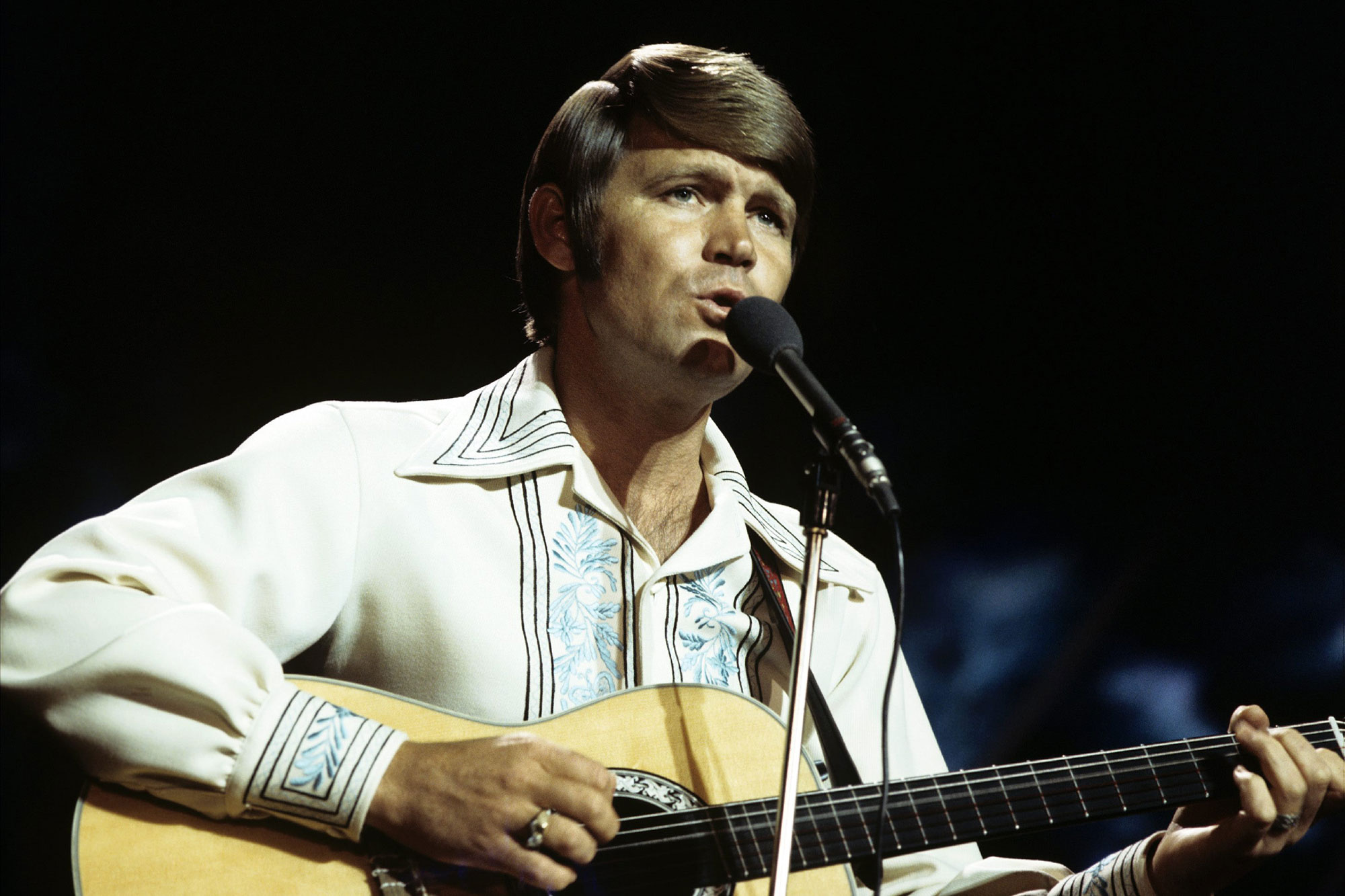 Glen Campbell's 'galveston' 