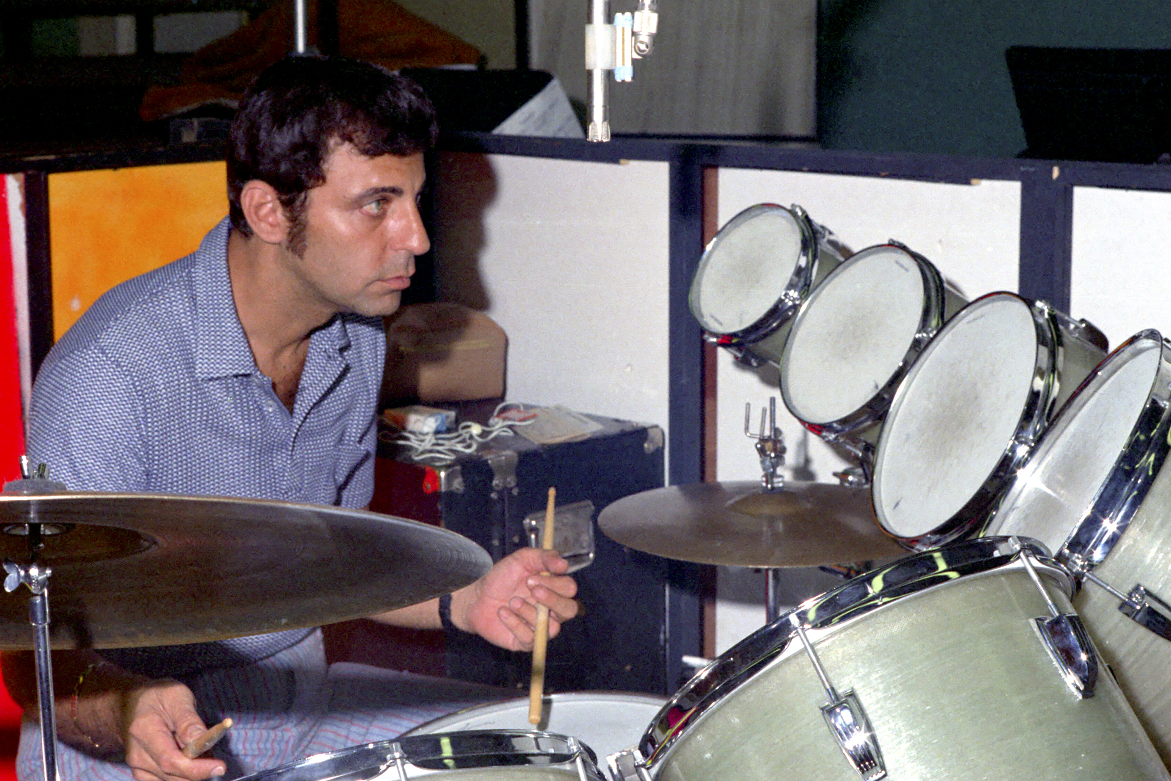 f2db9a255cff Drummer Hal Blaine  Five Great Songs – Rolling Stone