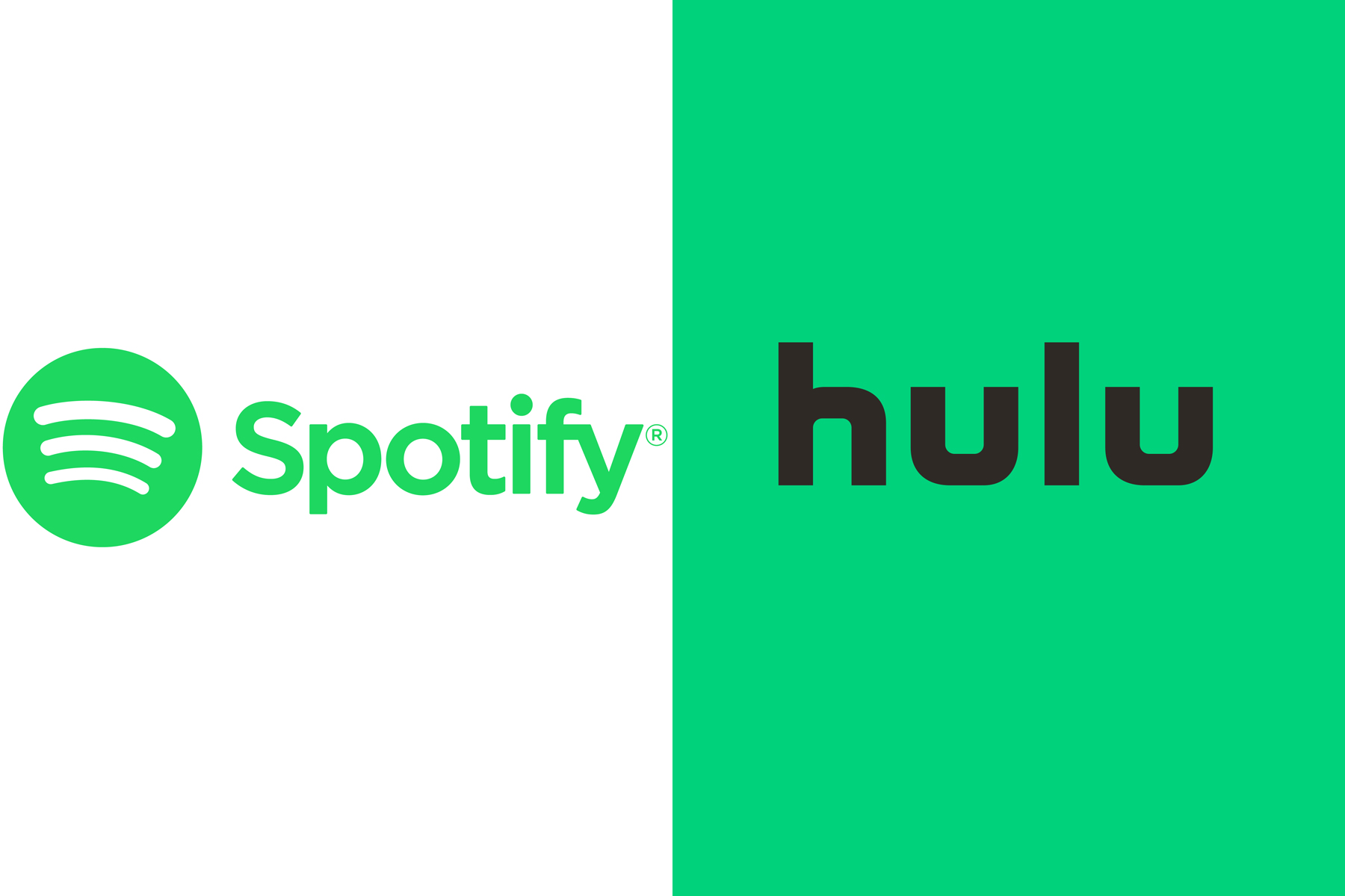 Image result for spotify and hulu
