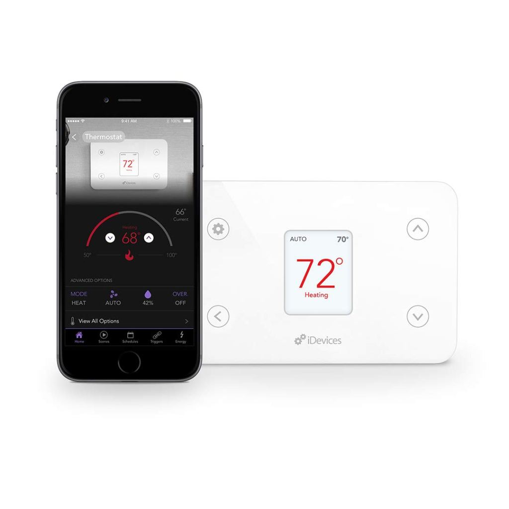 idevices smart thermostat