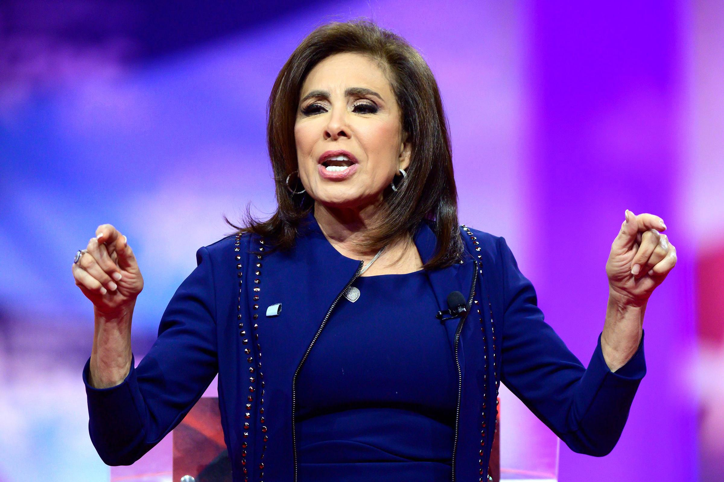 fox news condemns jeanine pirro u2019s islamaphobic hit on