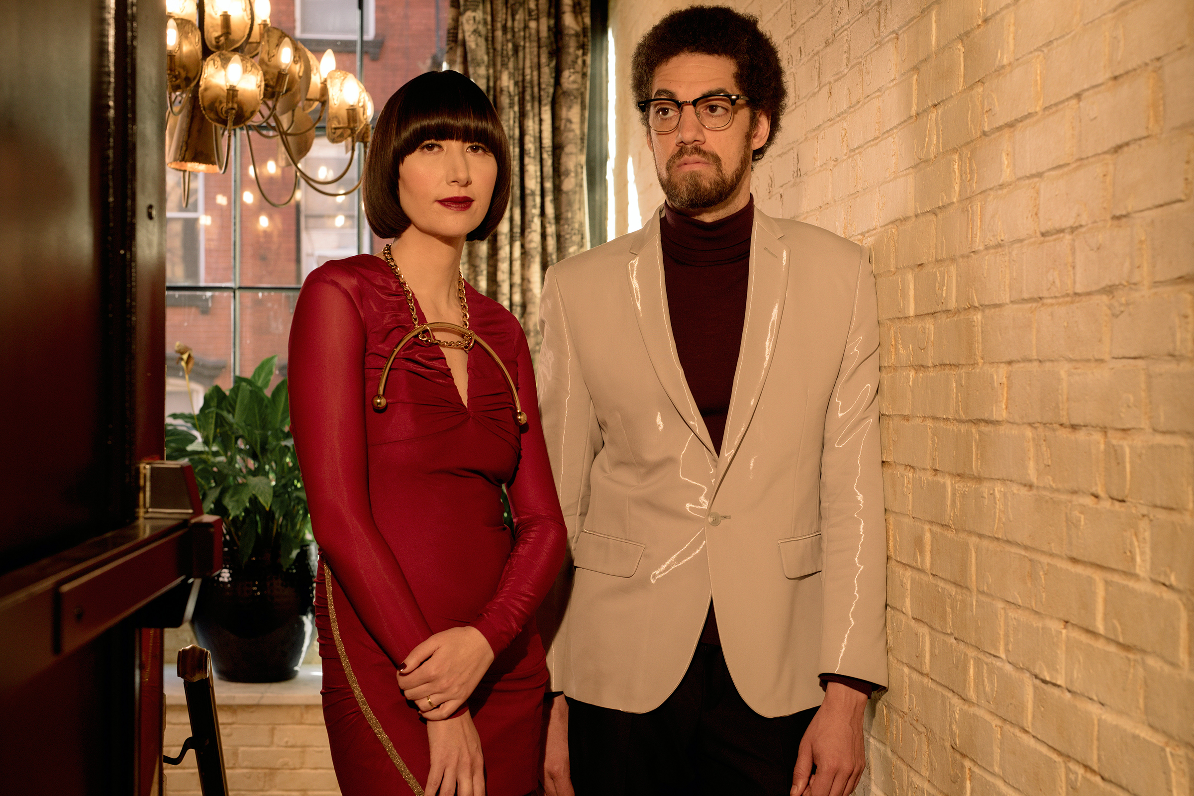 Karen O and Danger Mouse on Time Travel, Female Energy, Pink Floyd and Beyoncé