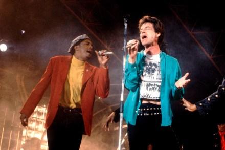 Rolling Stones' Bernard Fowler Talks Mick Jagger, 'Inside