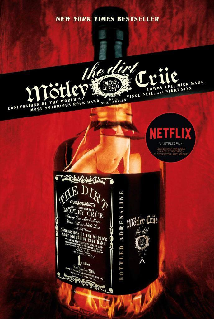 motley crue book the dirt netflix