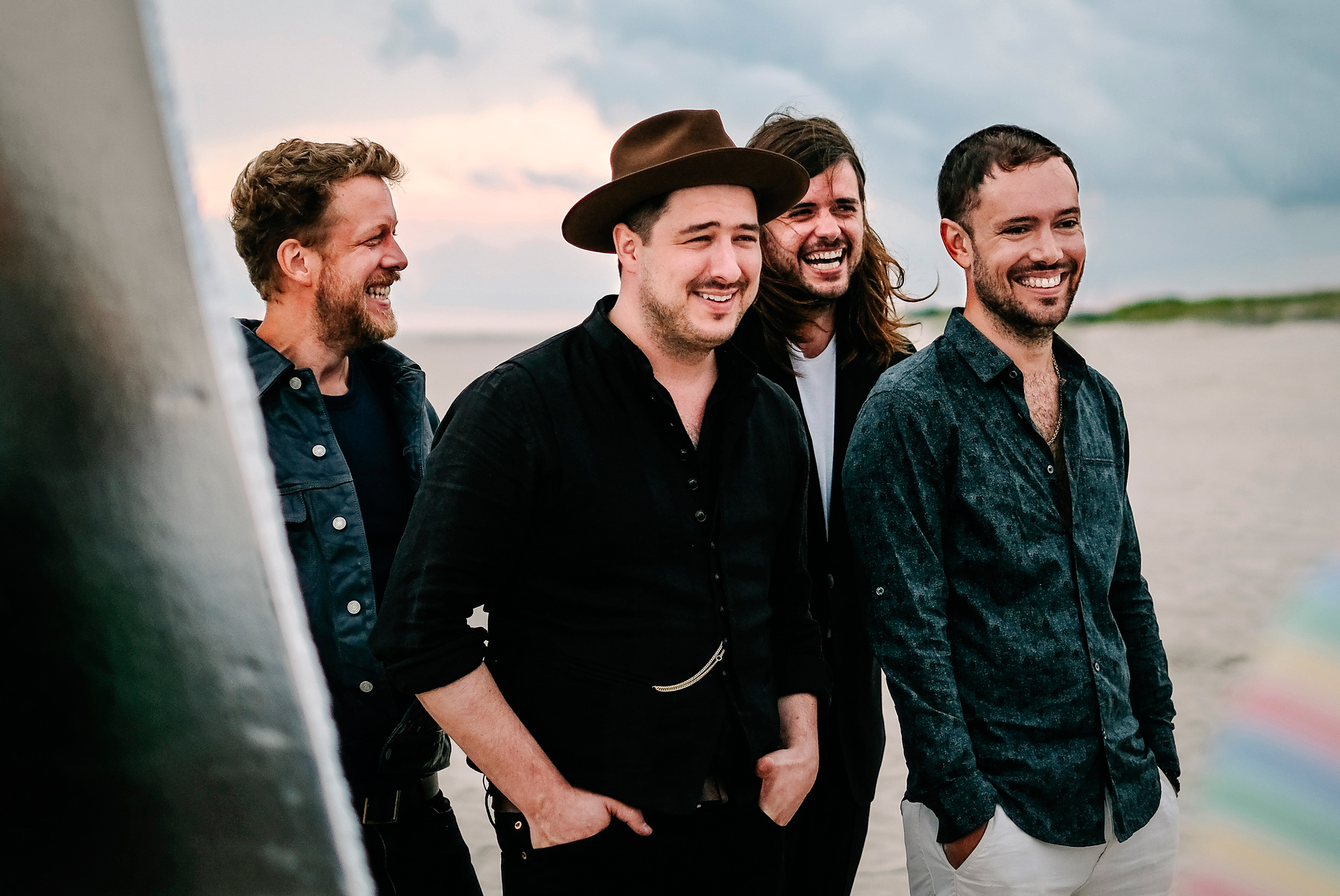 Mumford & Sons Extend 2019 North American Tour
