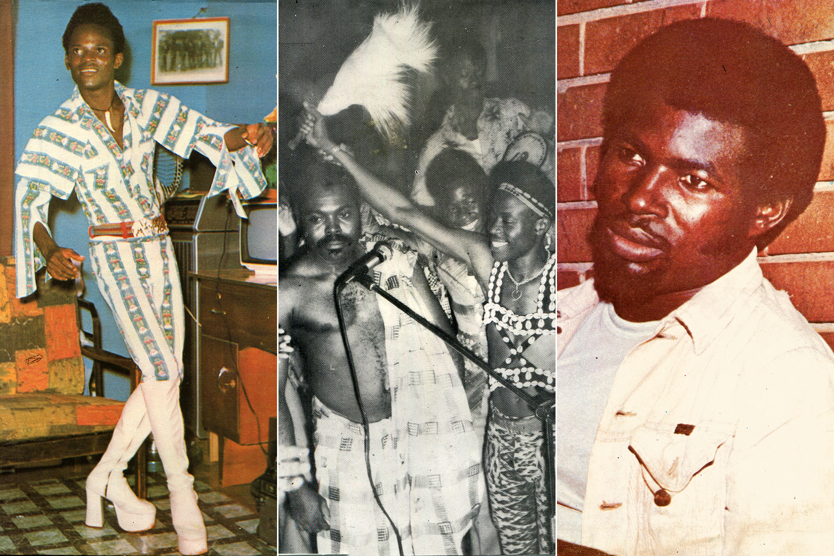 Review: 'Nigeria 70' is a Treasure Trove of Vintage African Grooves