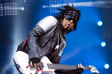 Nikki Sixx Apologizes for Rape Story in Motley Crue Book 'The Dirt