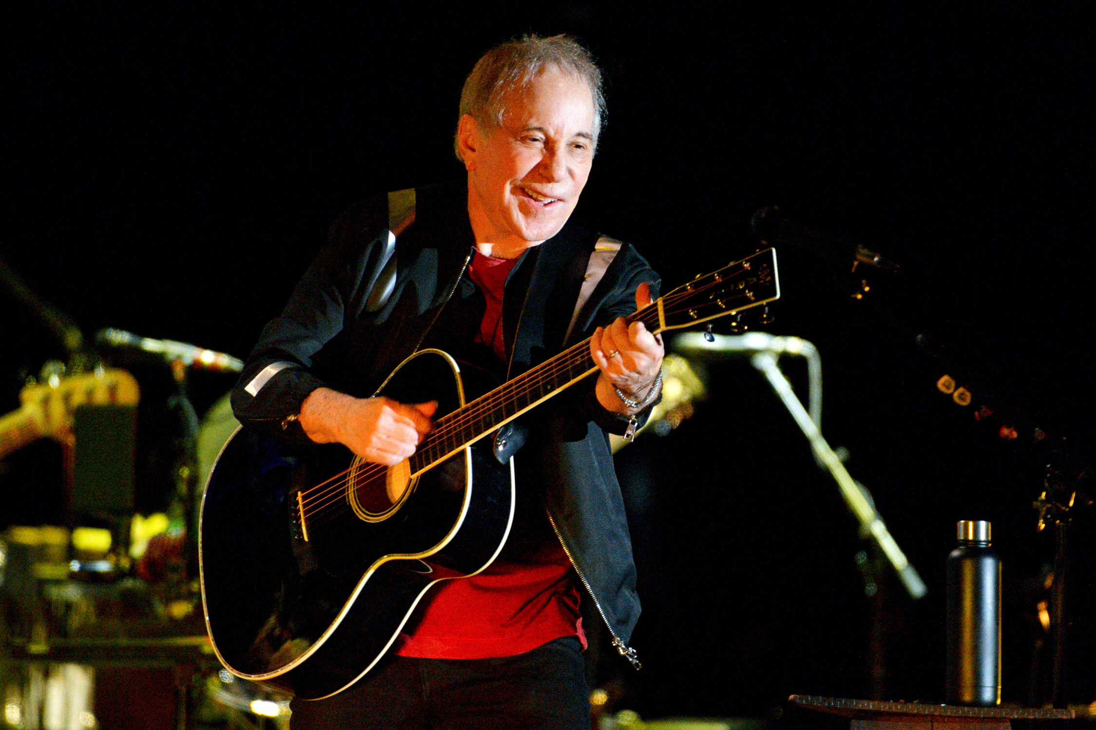 Paul Simon Ends Brief Farewell With Outside Lands Headlining Gig