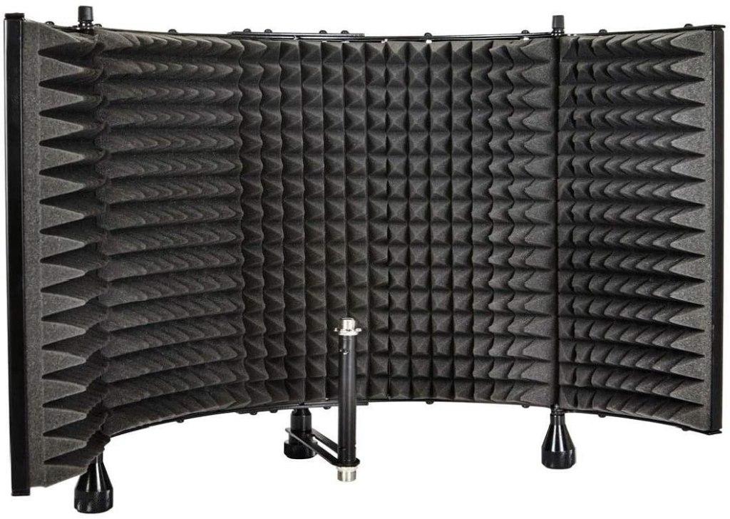 podcast sound shield