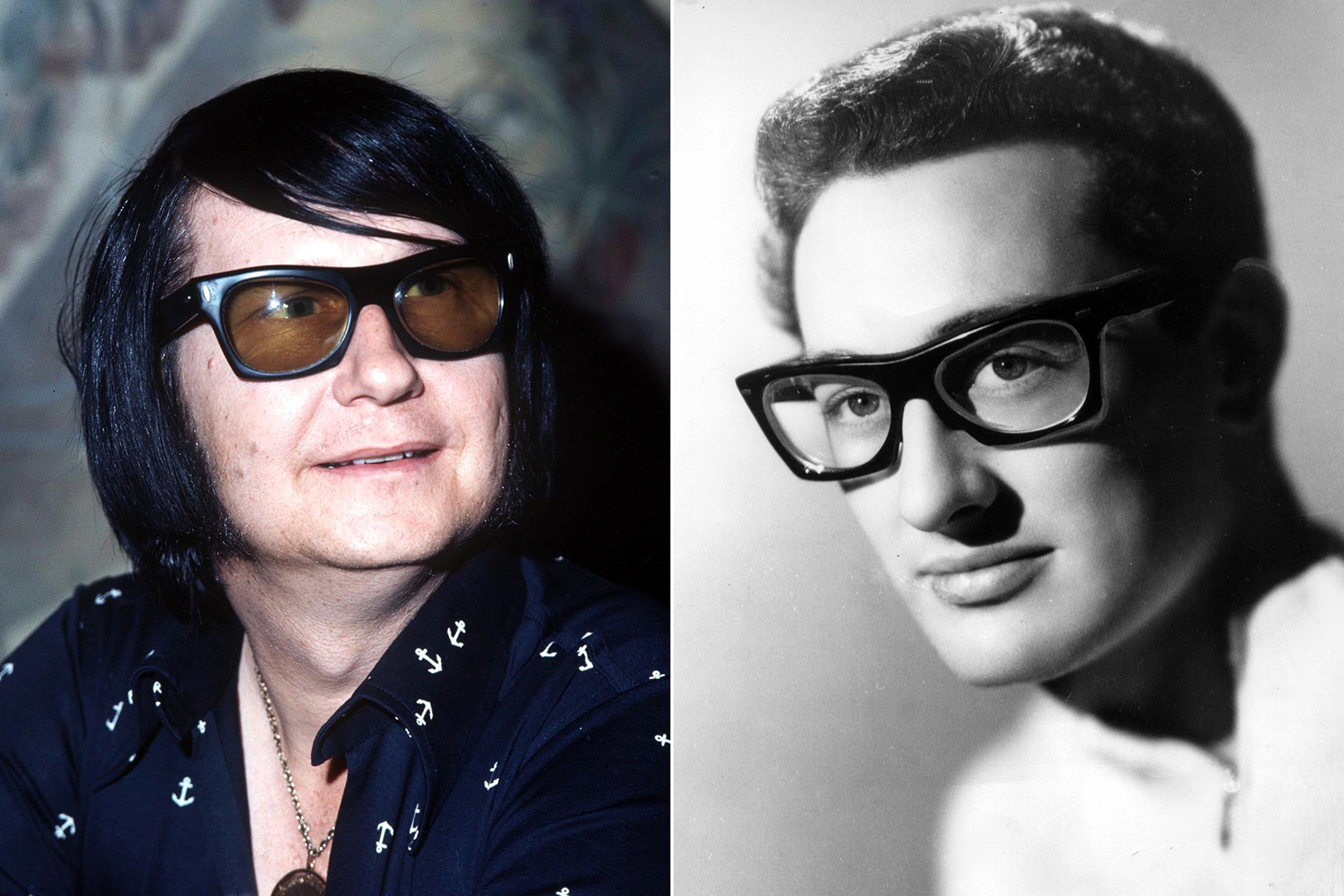 Roy Orbison, Buddy Holly Holograms Paired for Fall Tour