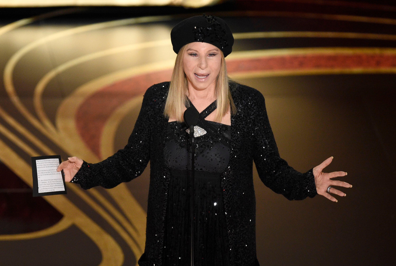 Barbra Streisand Clarifies 'Leaving Neverland' Comments After Backlash