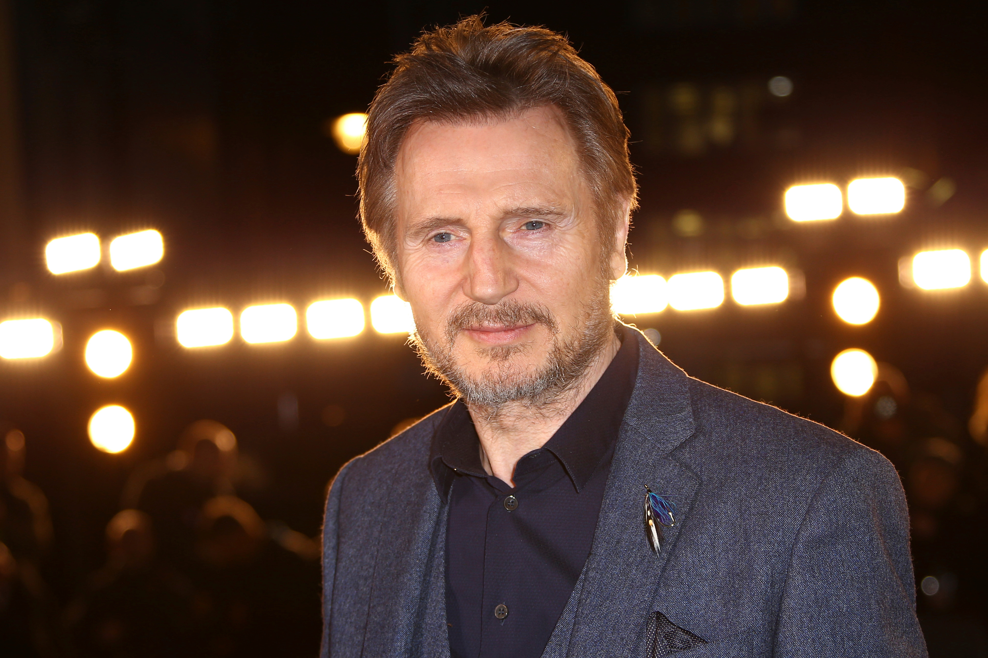 Liam Neeson Apologizes for 'Unacceptable Thoughts,' Racist Revenge Fantasy