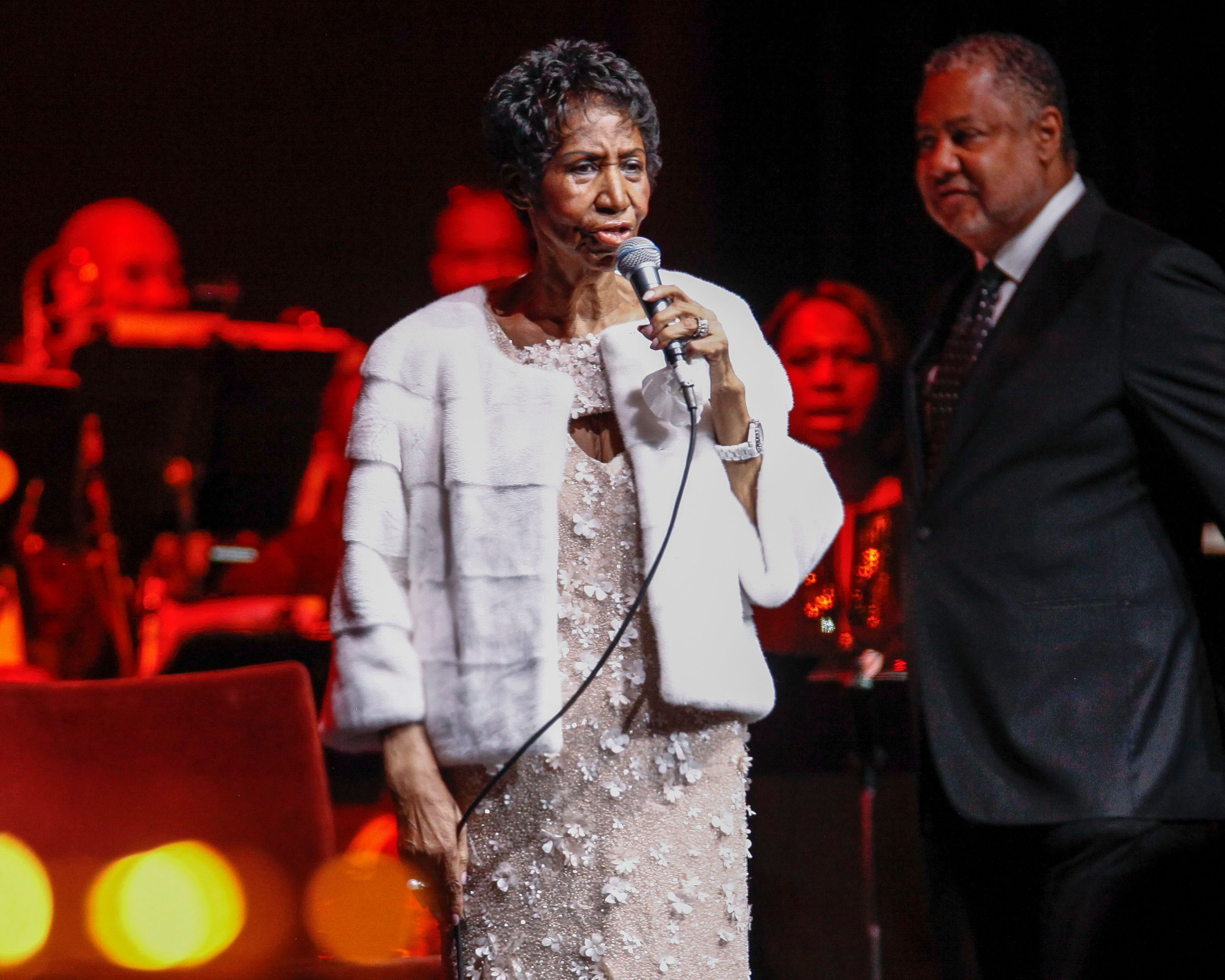 Aretha Franklin: Michigan House Votes to Rename Detroit Highway After Singer