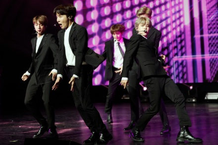 BTS Ready New LP 'Map of the Soul: Persona' – Rolling Stone