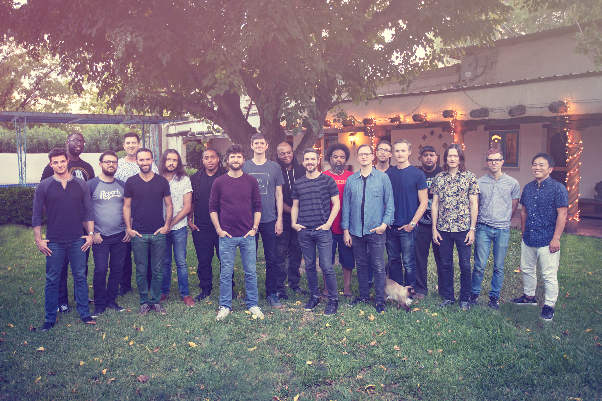 Snarky Puppy's Michael League on the Joyfully Eclectic Group's Latest Evolution