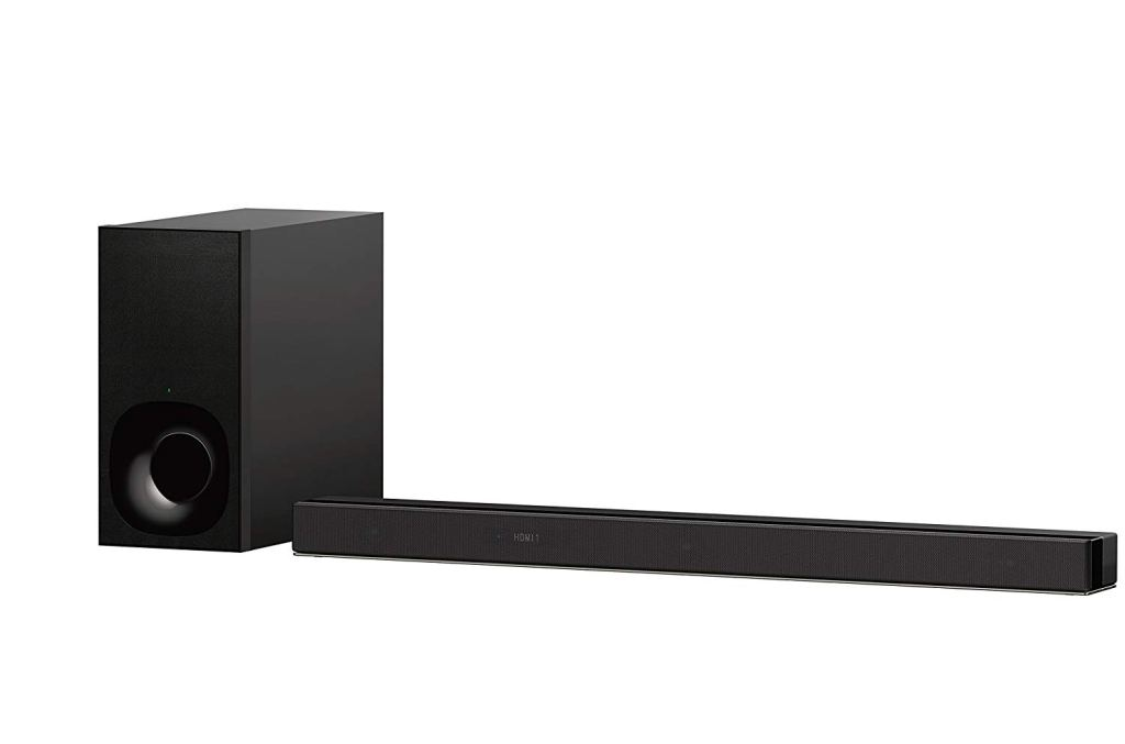 best soundbar sony z9F review