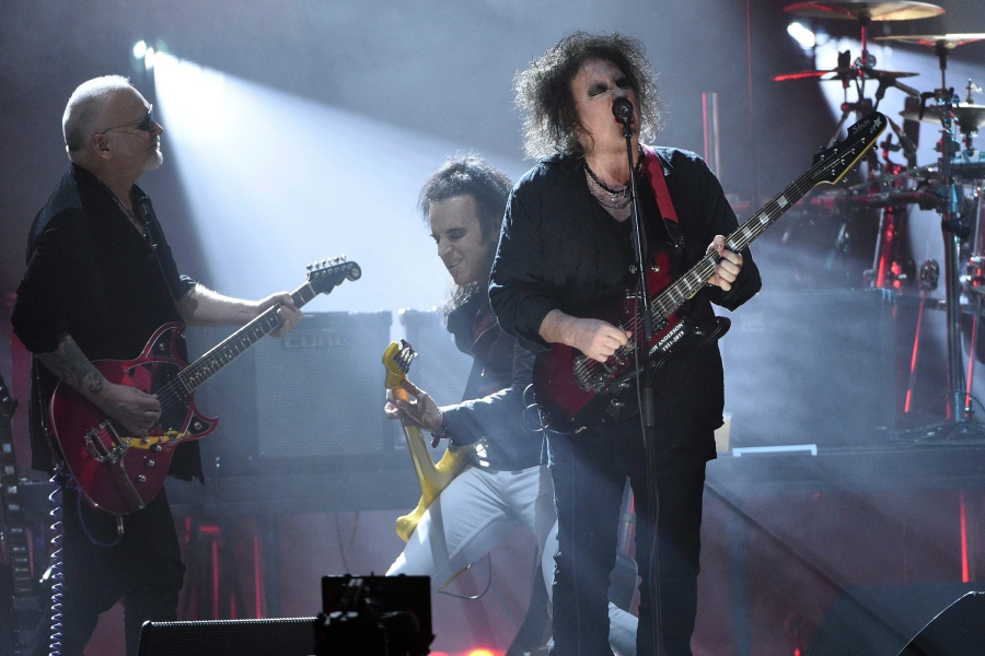 The Cure's Robert Smith on Rock Hall Induction: 'I'm F-cking