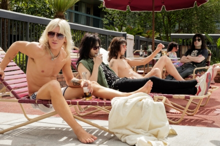 Inside Motley Crue's Outrageous Biopic 'The Dirt' – Rolling