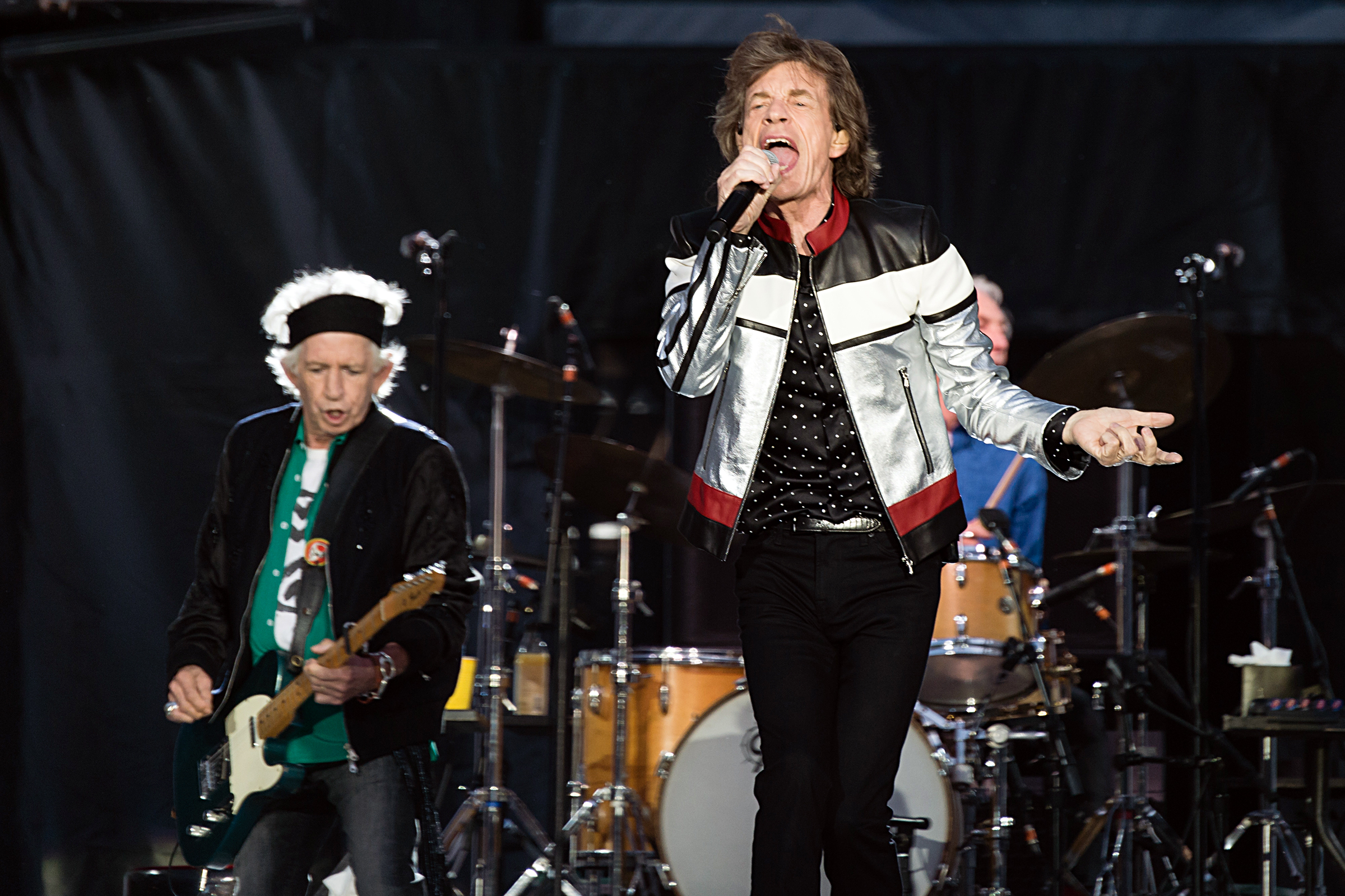 The Rolling Stones Gather Hits, Live Tracks for New Best-Of LP 'Honk