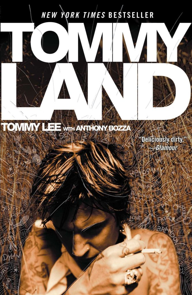 tommy lee book tommyland review