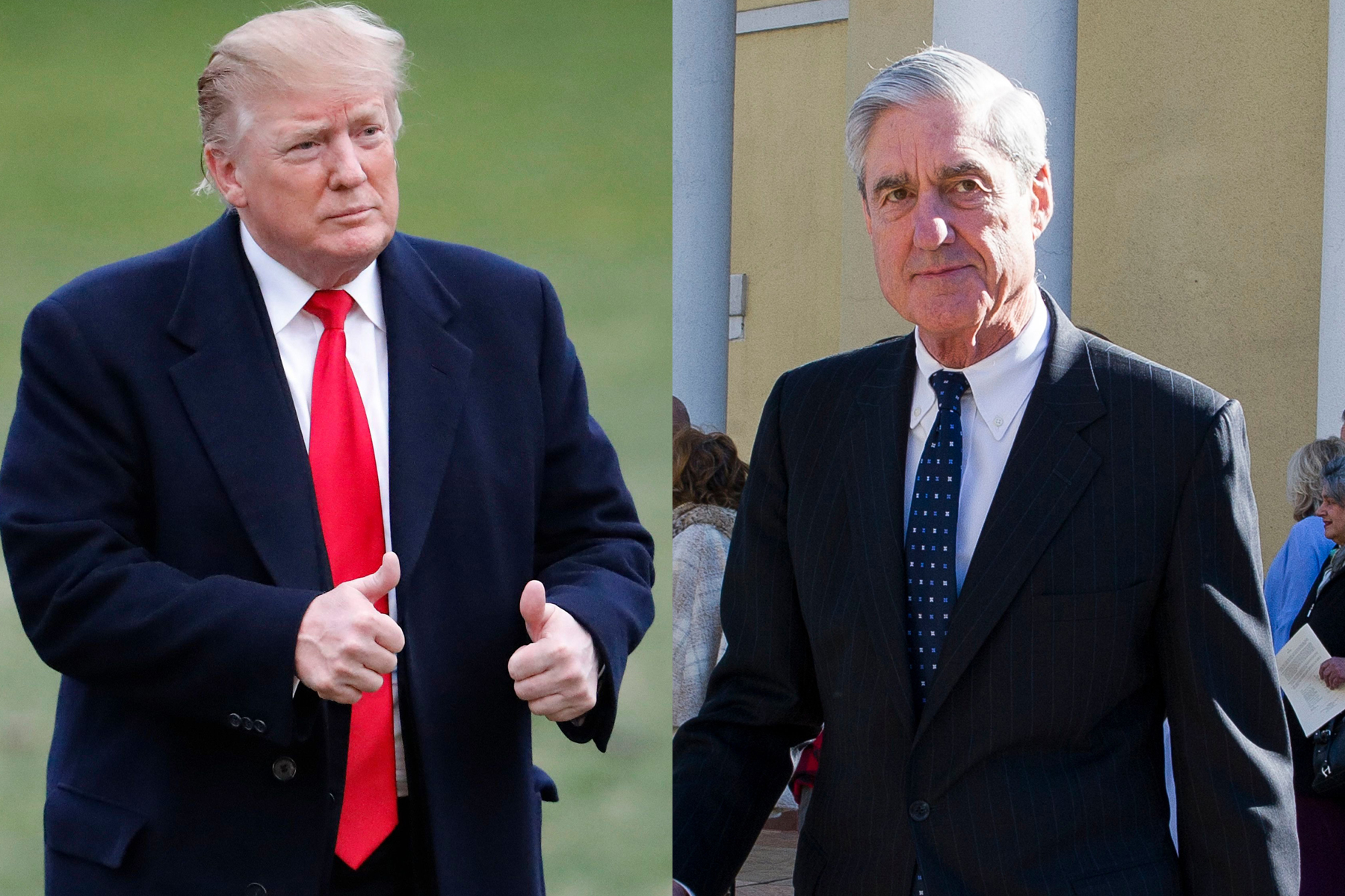 Actually, Trump Now Says, Mueller Acted Honorably
