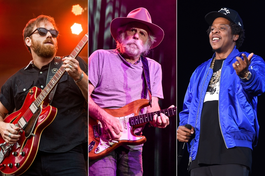 Woodstock 50 Details Full Lineup With Jay-Z, Dead & Company