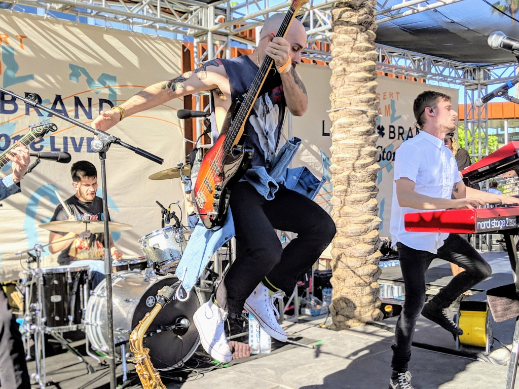 Rolling Stone Live and Lucky Brand's Palm Springs Weekend Party Recap