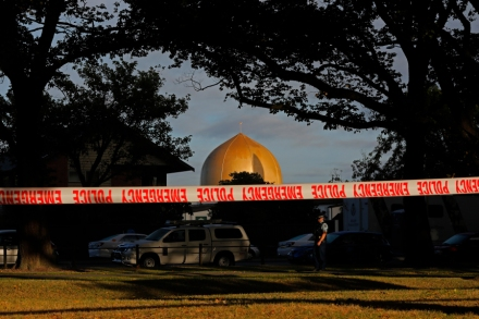 Six Charged With Sharing Footage of Christchurch Mosque