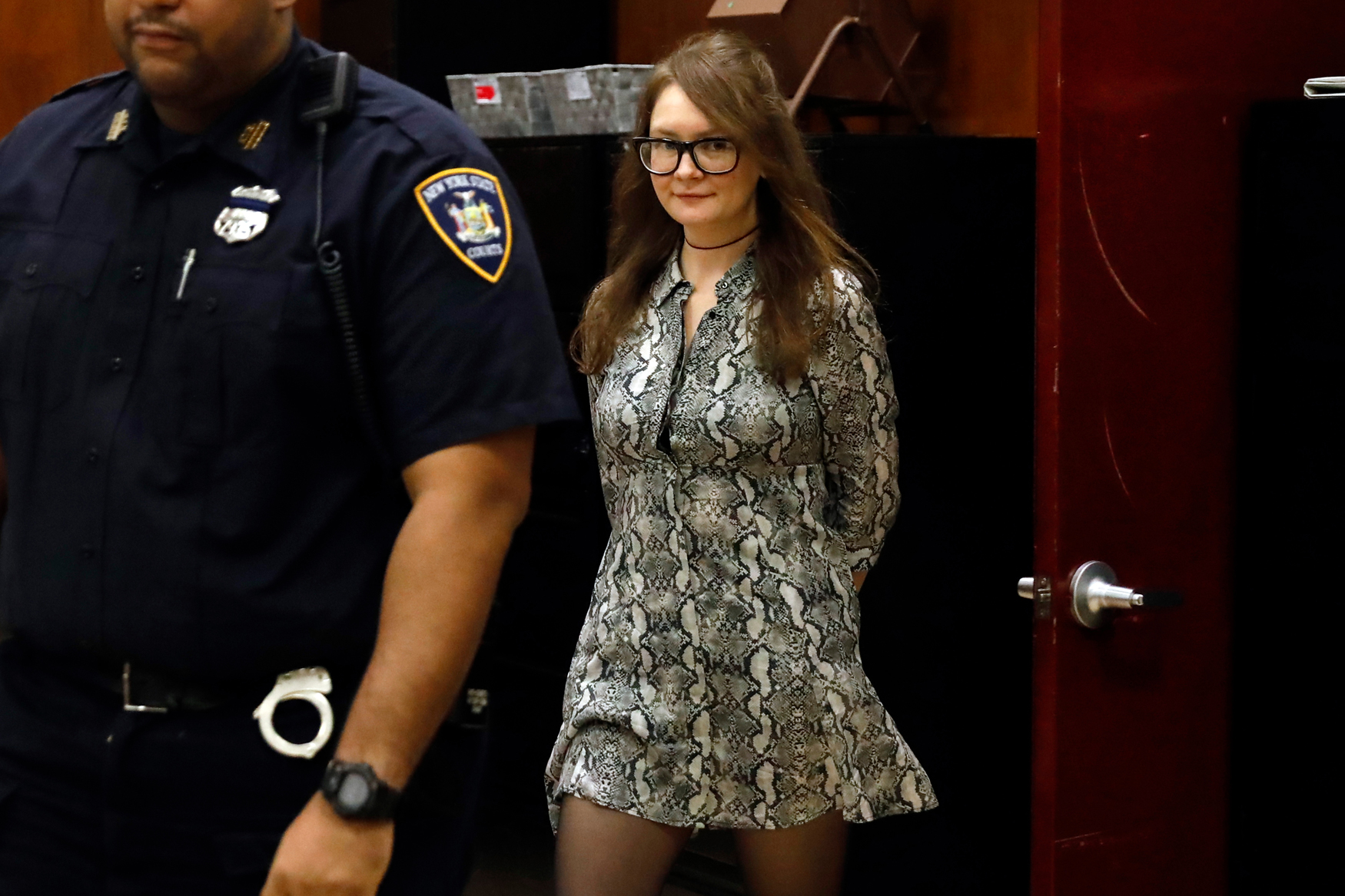 Image result for anna delvey