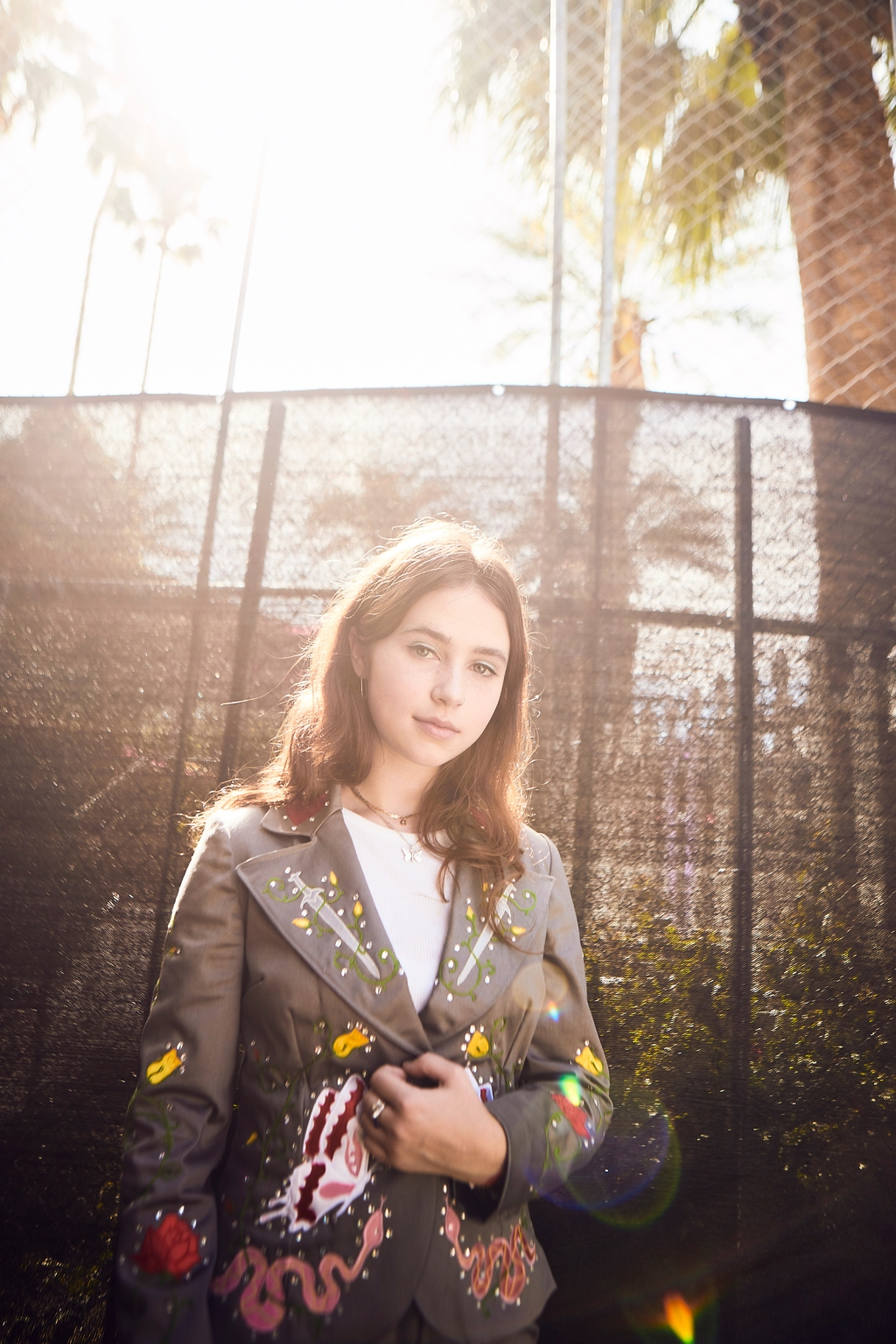 The singer-songwriter made her Coachella debut this weekend.