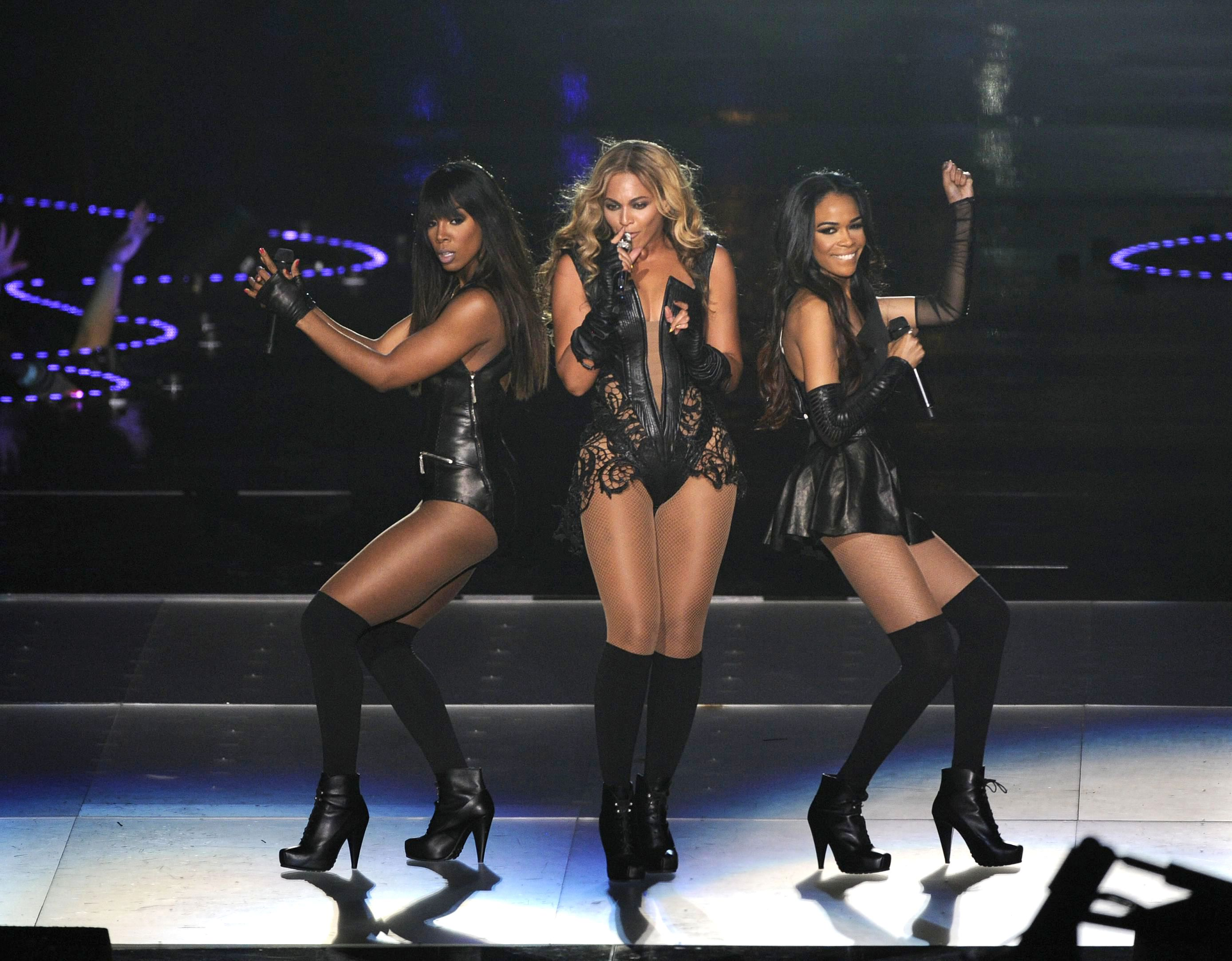 Destiny's Child Musical in Works From Beyonce's Father
