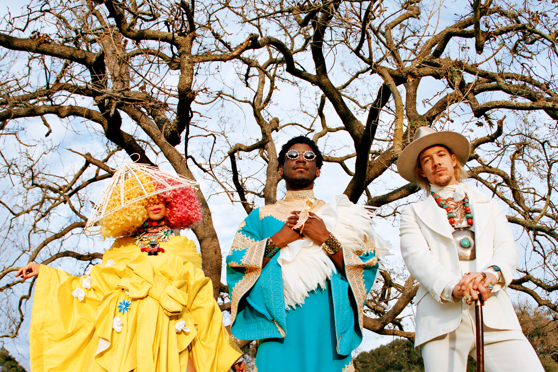 Review: Labrinth, Sia and Diplo's 'Welcome to the Wonderful World of LSD'