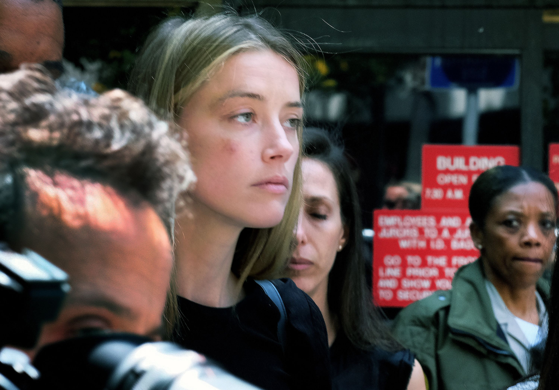 Amber Heard Details Johnny Depp's Alleged Abuse in Defamation Lawsuit Filing