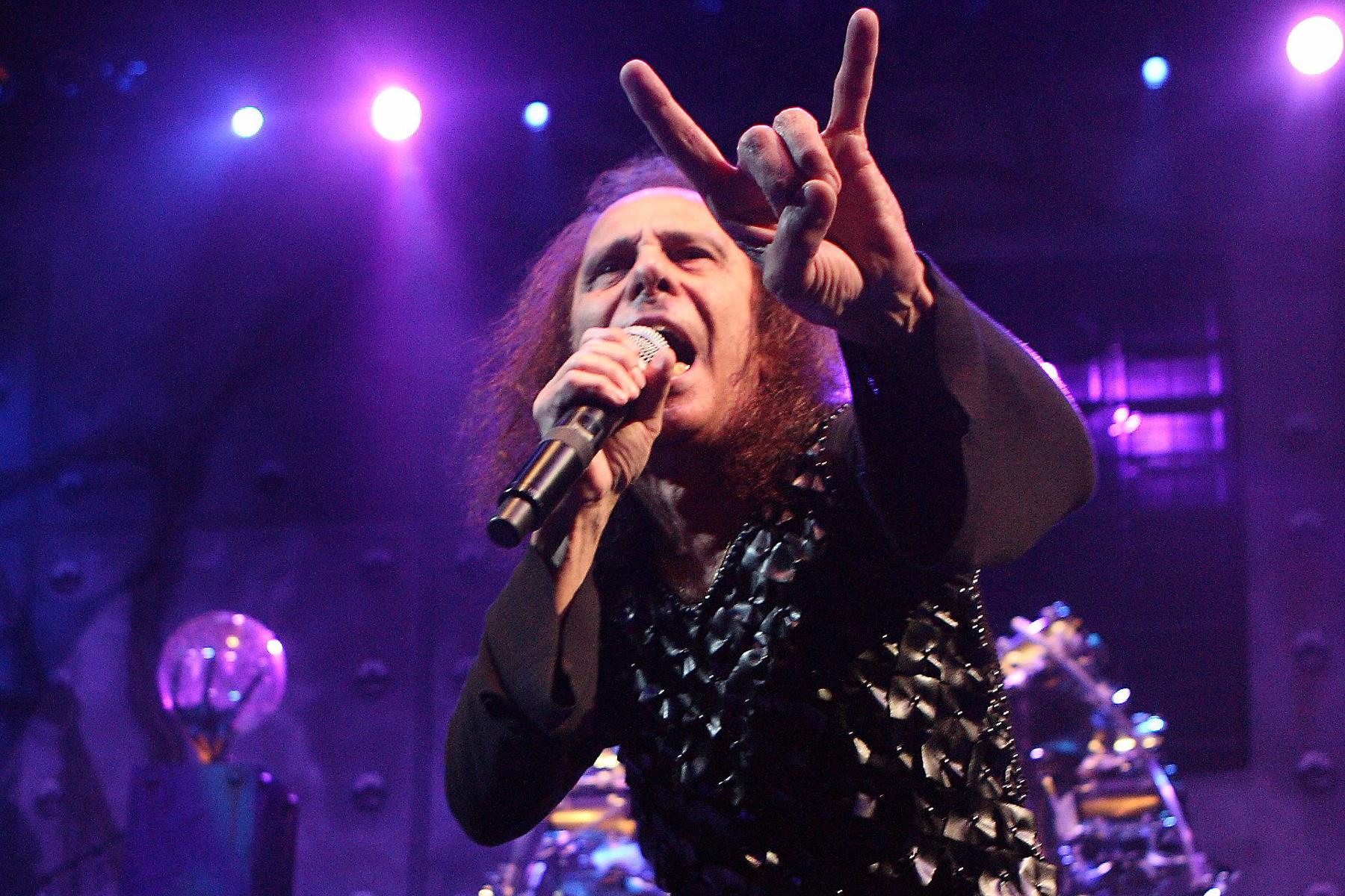Ronnie James Dio Hologram to Tour U.S. With Dio Bandmates