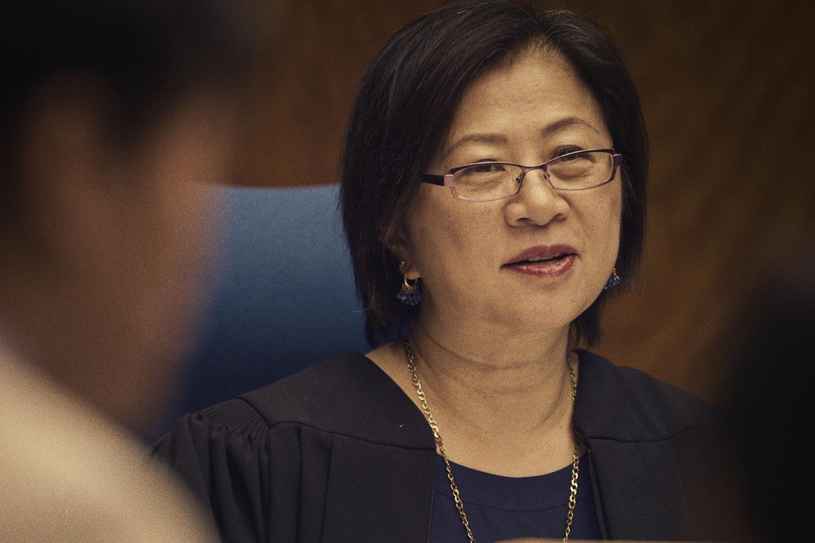 blowin up, sex workers, udge Toko Serita, Human Trafficking Intervention  Court