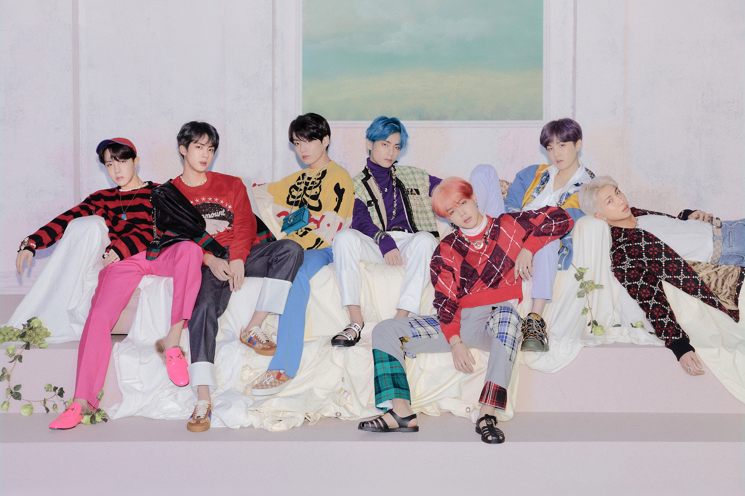 BTS' 'Map of the Soul: Persona': Album Review – Rolling Stone