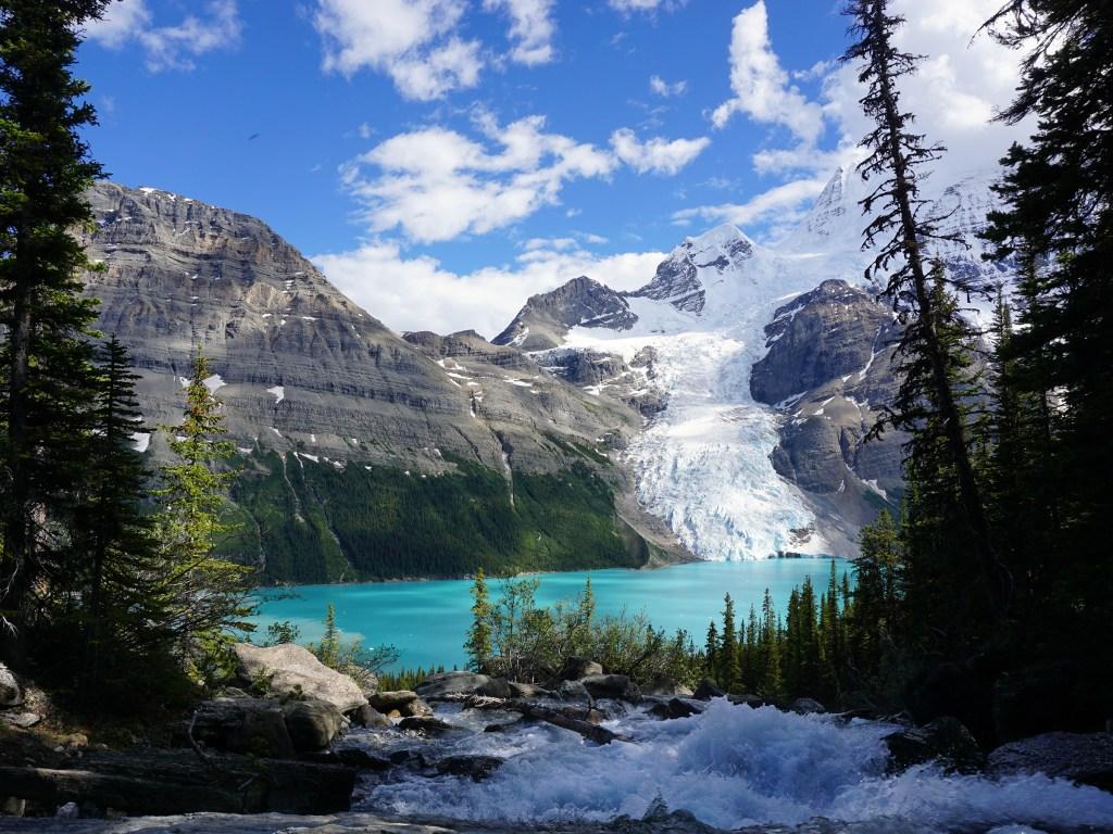 Berg Lake Trail views of Mount Robson near Jasper, Canada; Shutterstock ID 1294185145; Purchase Order: rs.com