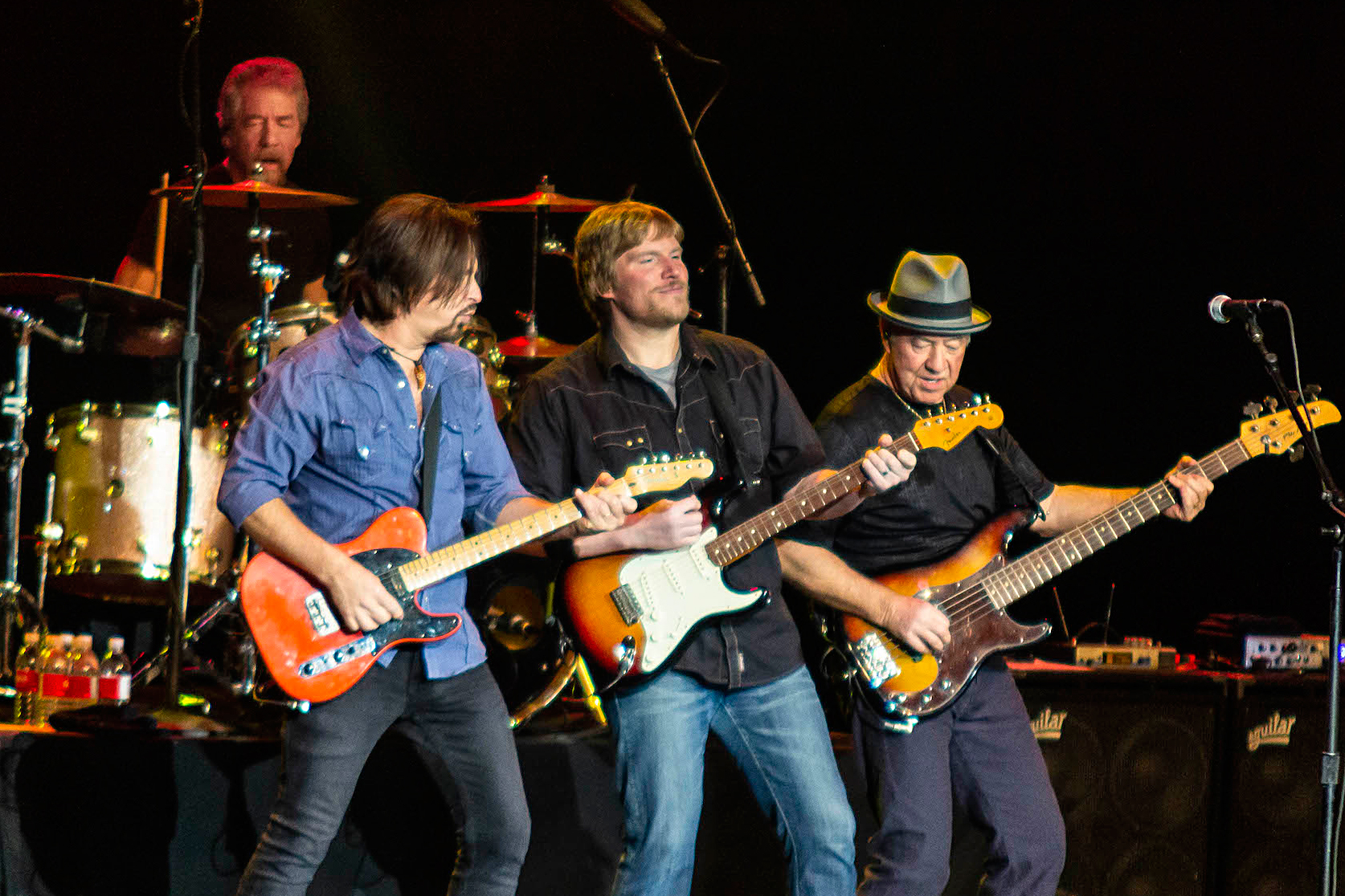 Creedence Clearwater Revisited Talk Farewell Tour and Ignoring Their Critics