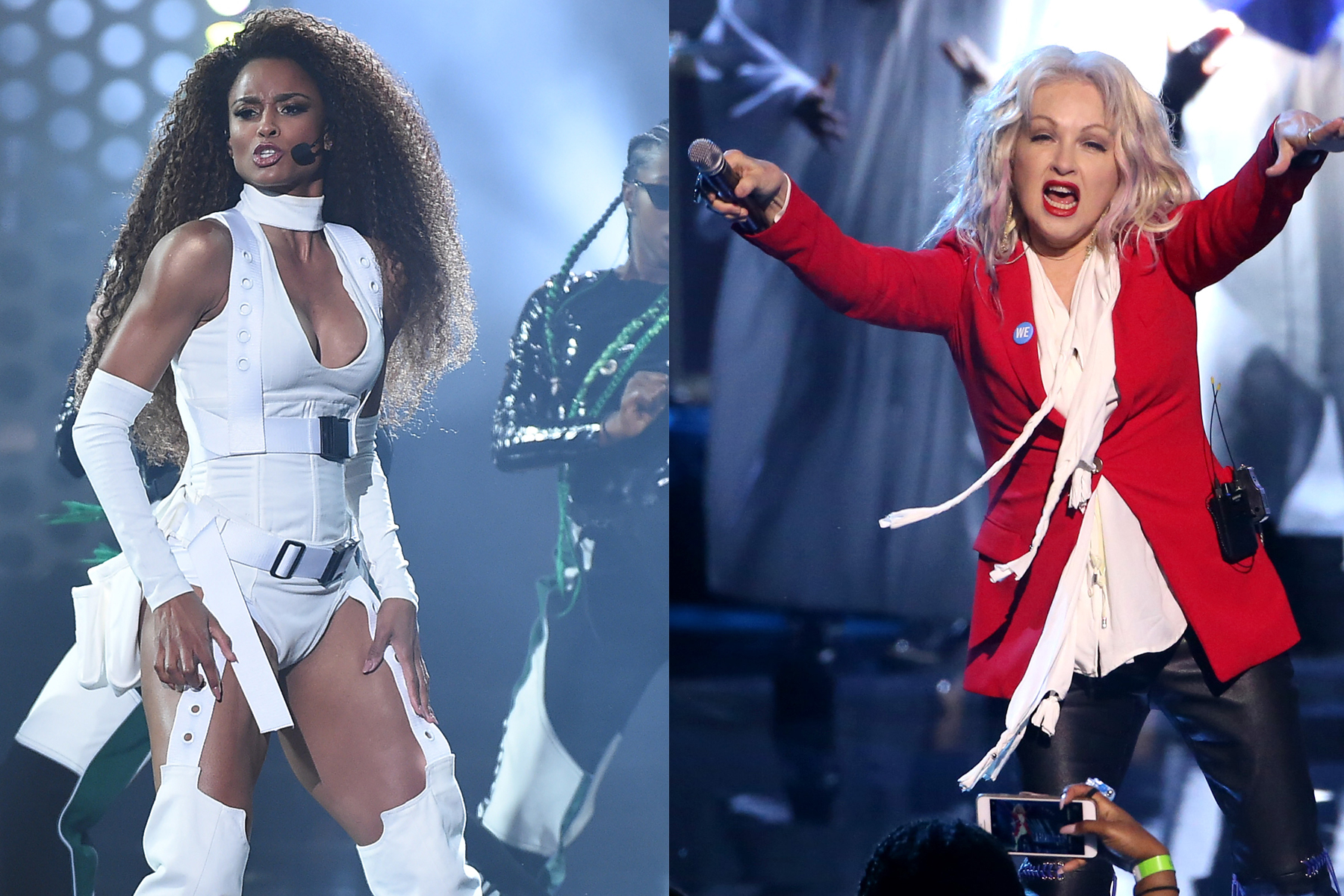 Cyndi Lauper, Ciara to Perform at Ceremony Remembering Stonewall
