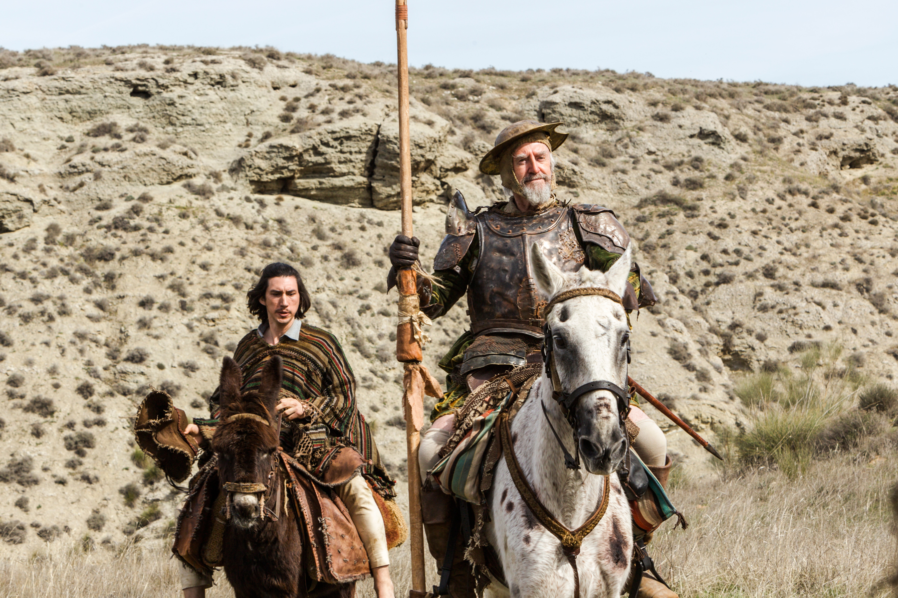 'Man Who Killed Don Quixote' Review: Terry Gilliam Tilts at Windmills and Wins