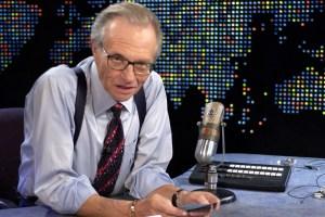 Larry King, Veteran TV and Radio Host, Dead at 87