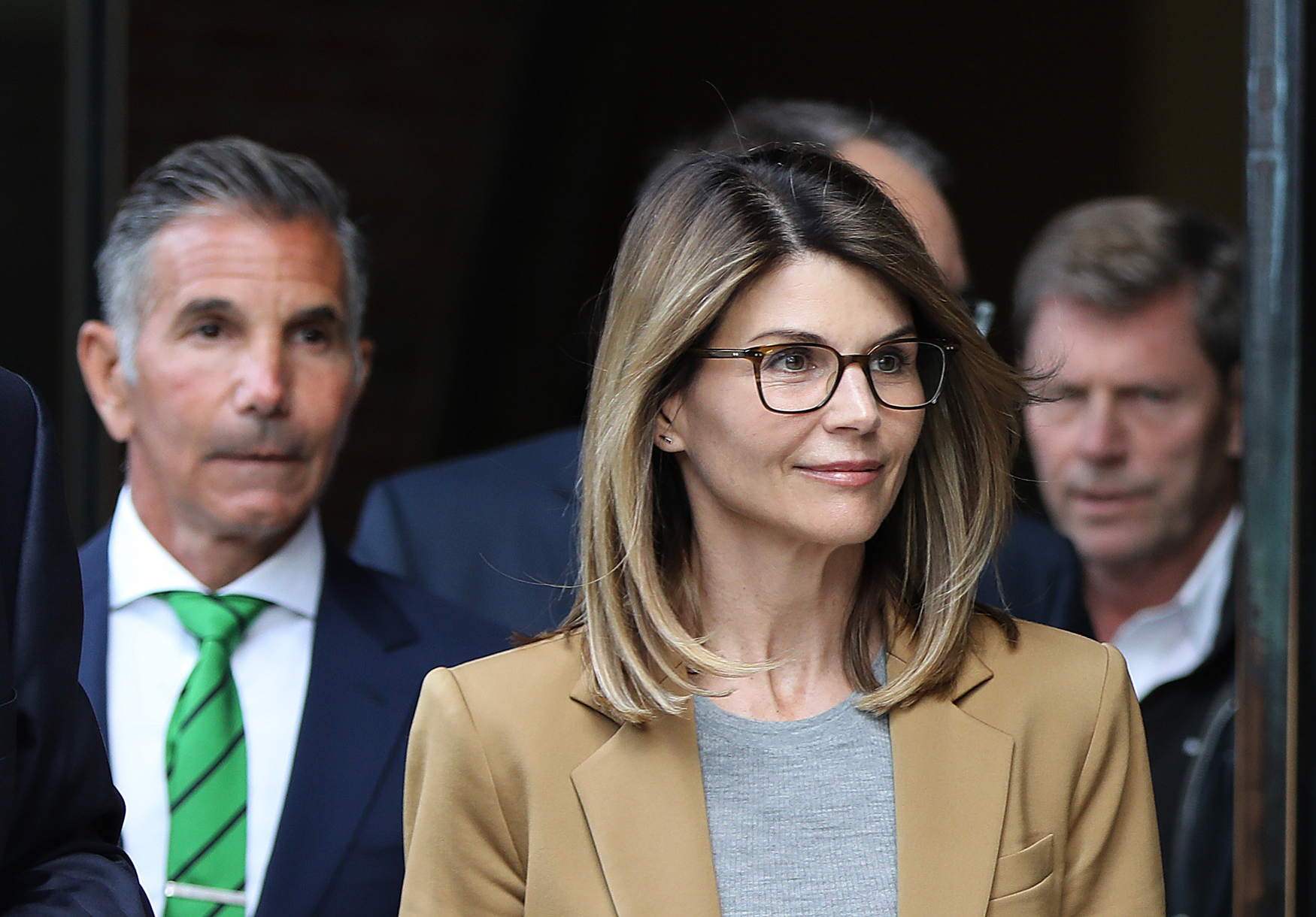 Lori Loughlin Officially More Screwed Than Felicity Huffman