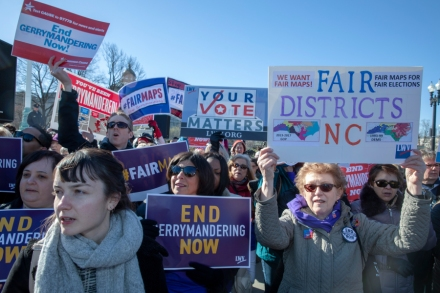 The Anti-Trump Resistance Has a New Plan to Combat Gerrymandering