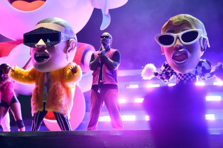 Coachella 2019: J Balvin Reps Latino Gangs Old and New in