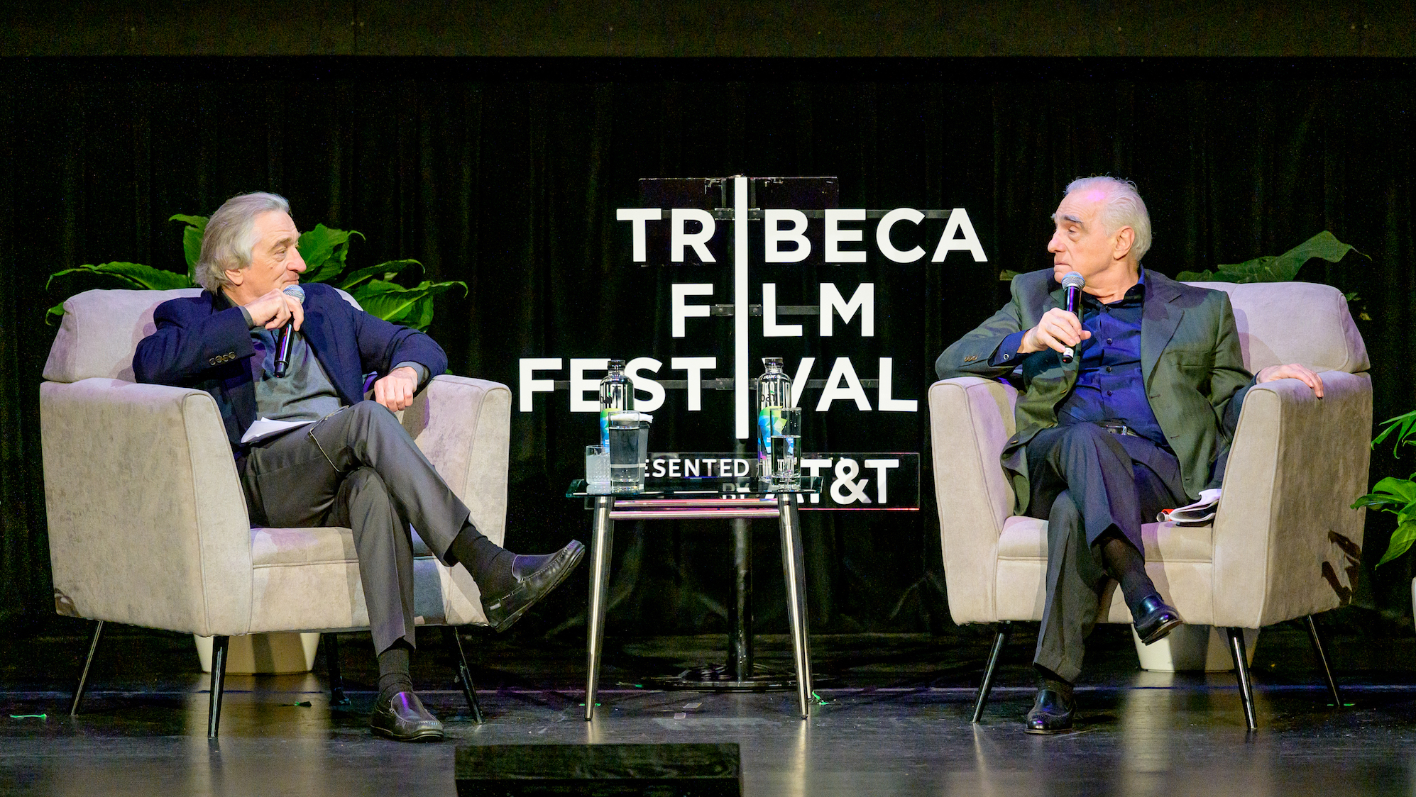 Martin Scorsese, Rober...