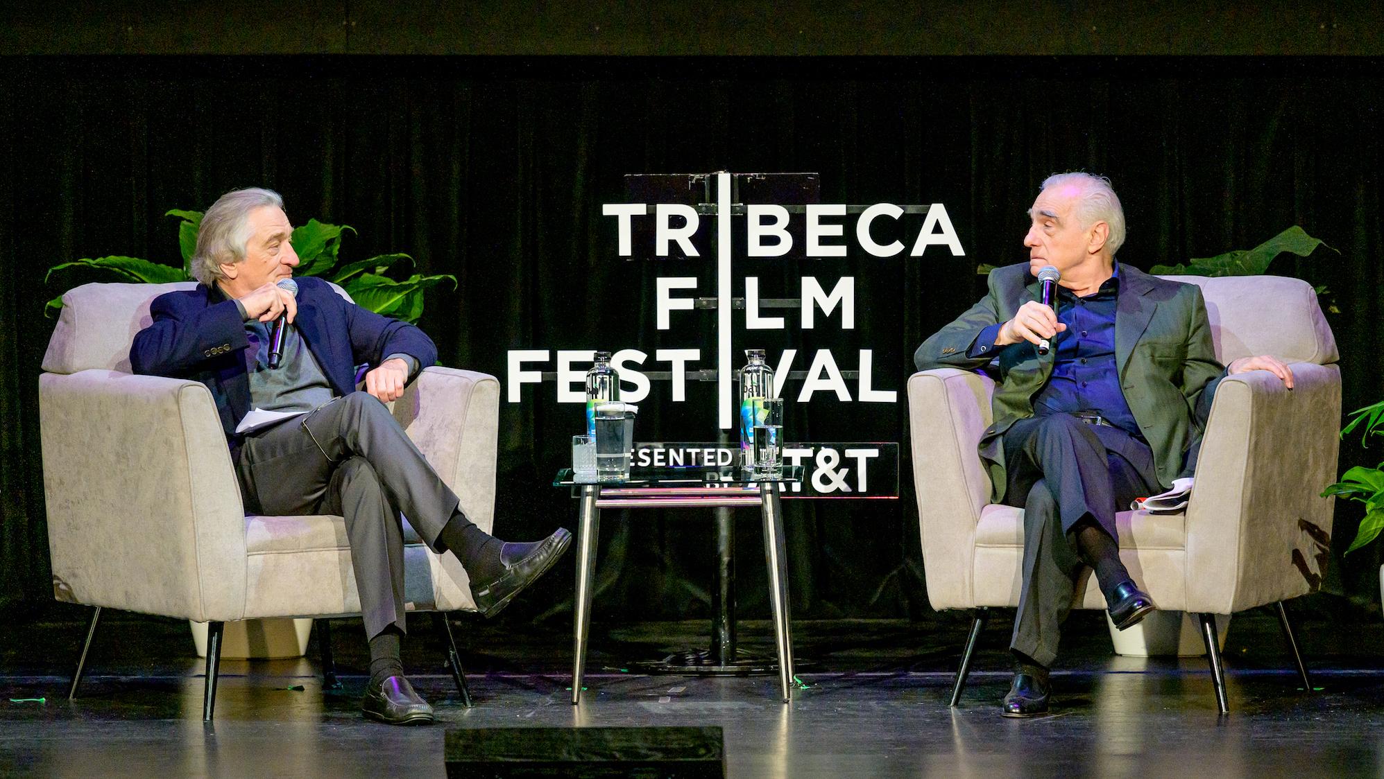 Martin Scorsese, Robert De Niro at Tribeca Film Fest: 10 Things We Learned