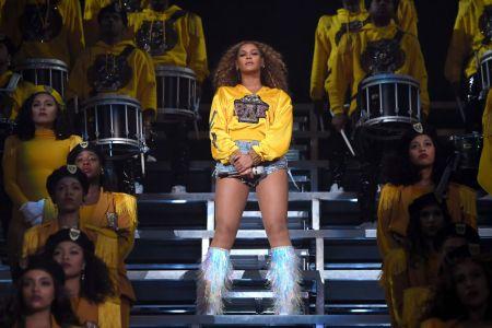 Beyonce Netflix Team For Coachella 2018 Concert Film
