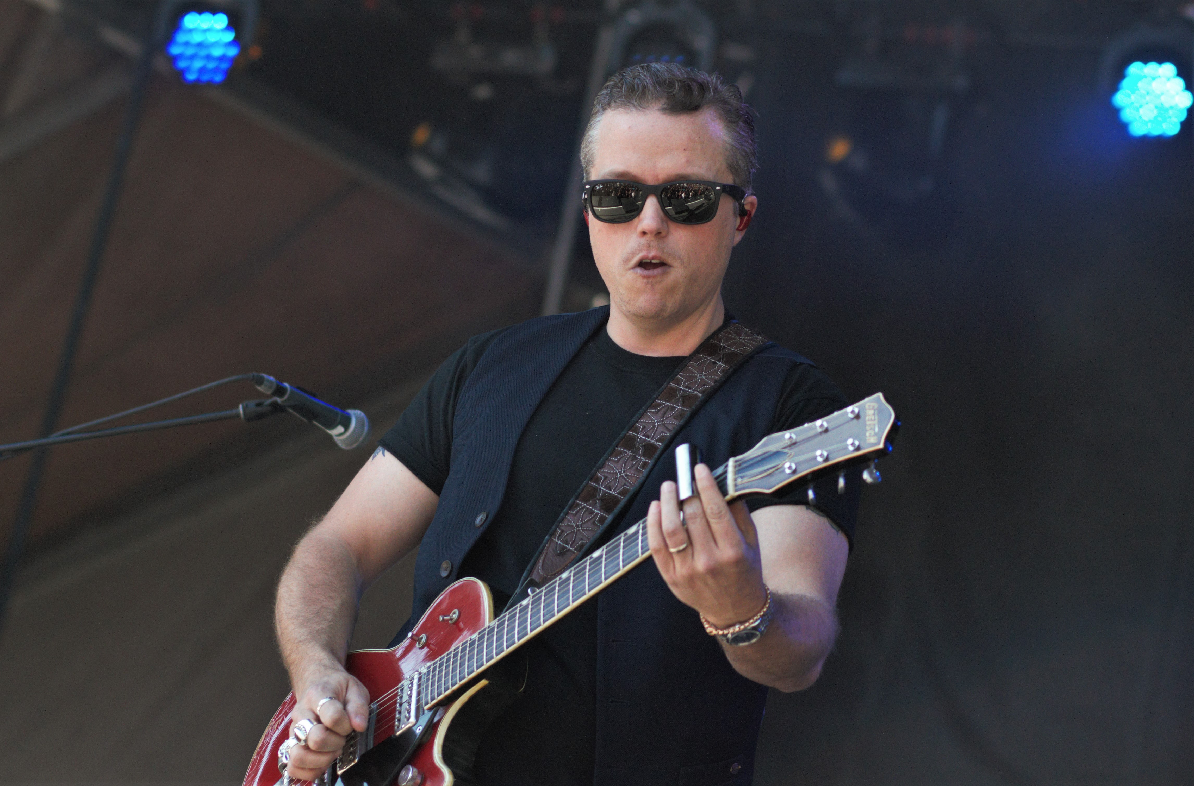 Watch Jason Isbell's Electrifying Jam With Widespread Panic at 420 Fest