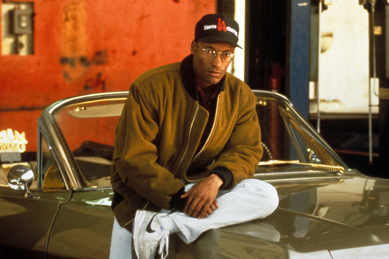 IMG JOHN SINGLETON, American Film Director, Screenwriter, and Producer